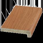 parapet drevotrieskový orech